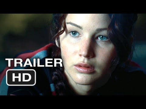 The Hunger Games Official Trailer #1 - Movie (2012) HD