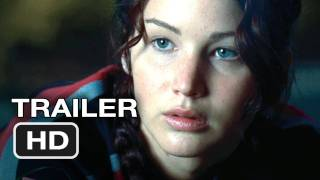 The Hunger Games  Trailer #1 - Movie  2012  Hd