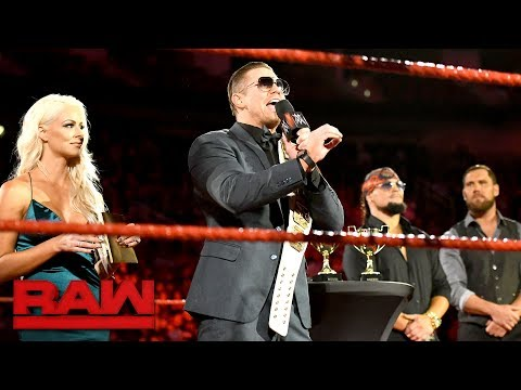 """Miz TV"" presents the first-annual ""Mizzies"": Raw, July 10, 2017"