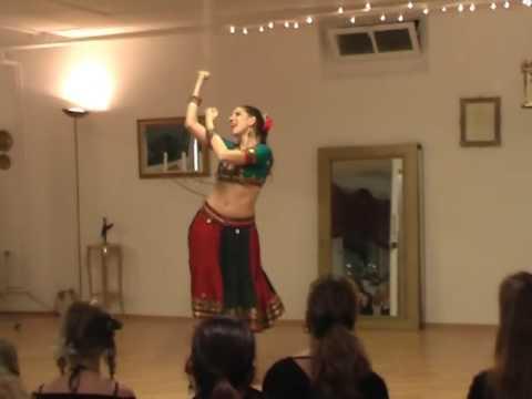 Bollywood Dance by MEISSOUN - Namak Ishq Ka from Omkara