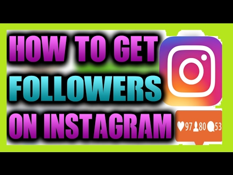 Free Instagram Followers 2017 | 20K Free Instagram Followers Daily (App no Hack)