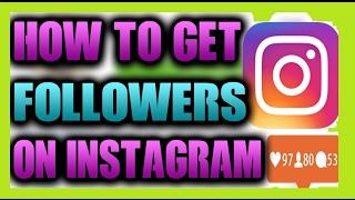 Free Instagram Followers 2017   20K Free Instagram Followers Daily (App No Hack)