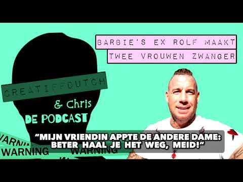 """""""Vriendin appte scharrel: """"beter haal je het weg, meid!"""" - Rolf Tangel maakt twee vrouwen zwanger"""