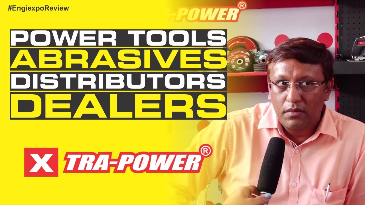 Leading Power Tools & Abrasives Dealers and Distributors – (Hand Tools Available At Lowest Rate)