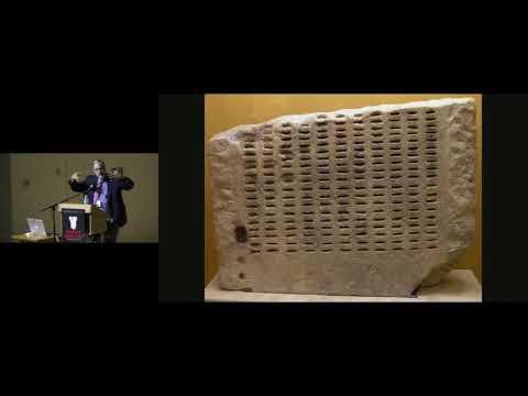 James Fishkin Explains The Ancient Greek Kleroterion