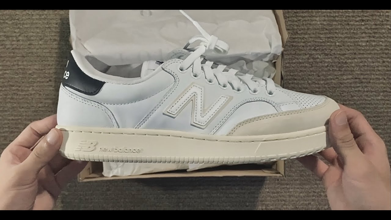 New Balance Pro Court Cup Lifestyle - Quick Unboxing