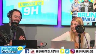La chanson décapante de Laura Laune - Bruno dans la Radio (18-01-2018)