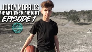 "5'2 7th Grader is NEXT TRAE YOUNG! ""Heart Over Height"" Jordy Morales Ep.1"