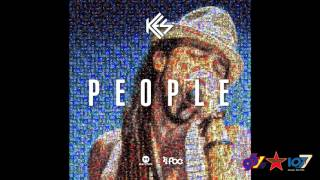 Kes The Band - People