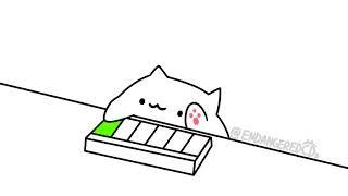 Bongo Cat...I MEAN Keyboard Cat