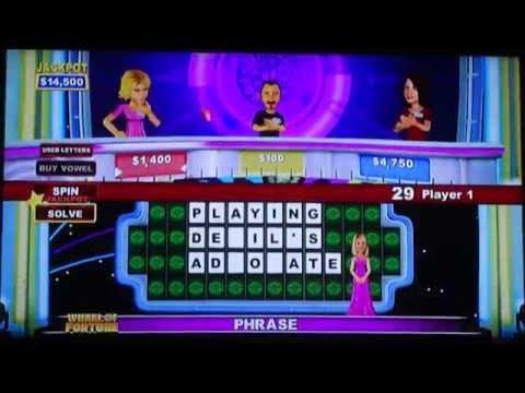 Wheel of Fortune Nintendo Wii U Game 1