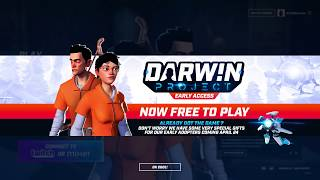 The Darwin Project NOW FREE 1080 HD GAMEPLAY