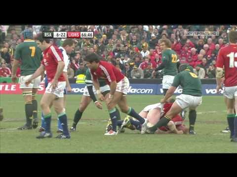 British & Irish Lions 2009 Highlights