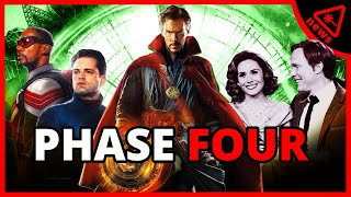 Marvel's Kevin Feige Reveals New Updates to MCU Phase 4! (Nerdist News w/ Dan Casey)