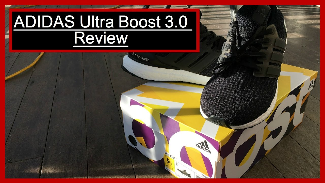 19cadc467 Adidas Ultra Boost 3.0 Review Believe The Hype! A Near Perfect Shoe ...