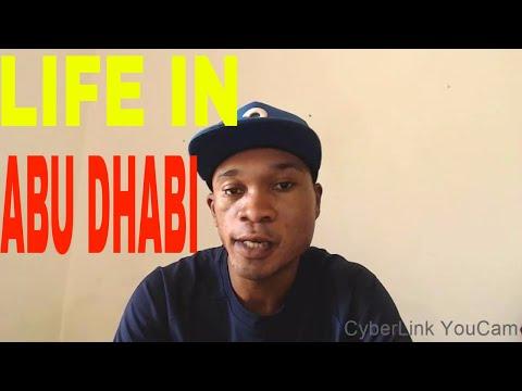 LIFE IN ABU DHABI (UNITED ARAB EMIRATE)