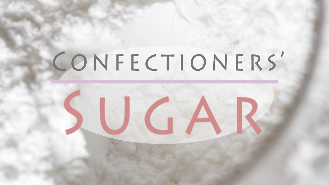 How To Make Icing Sugar Homemade Confectioners Sugar