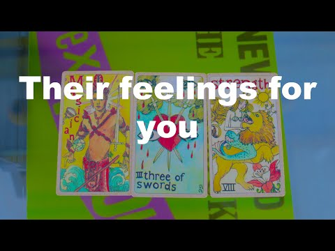 Their feelings for you - Update.