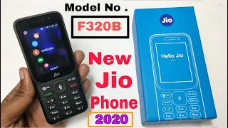 Jio Phone New Unboxing & First Impression | Model F320B 🔥🔥
