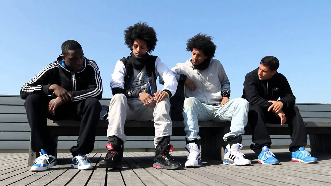 2fc4ecf3209 adidas Originals - MEGALIZER featuring les Twins - YouTube