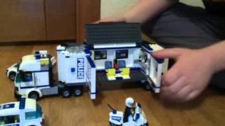 лего мультик сити полиция