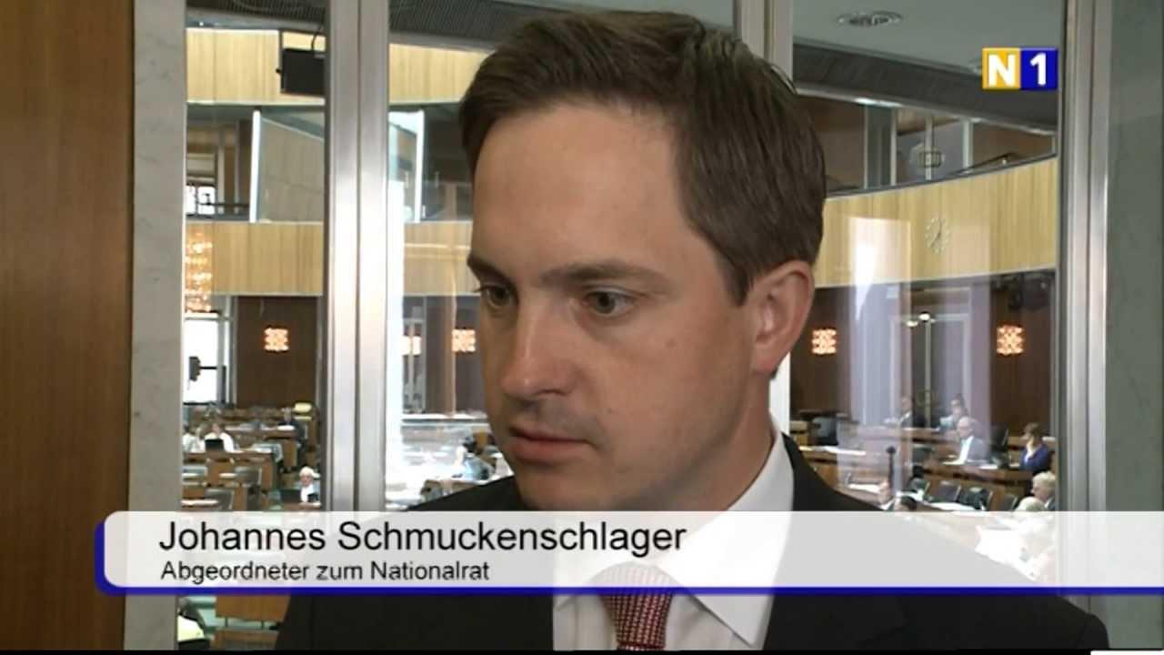 Interview Mit Nr Johannes Schmuckenschlager Youtube