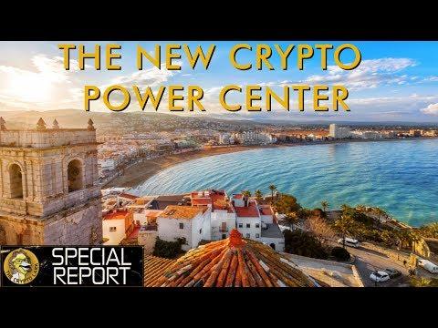 Huge Crypto Catalyst? The European Mediterranean Seven Alliance