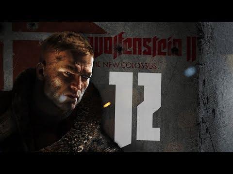 Wolfenstein 2: The New Colossus [Gameplay ITA 🔫 Let's Play] #12 ► Stealth Shotgun