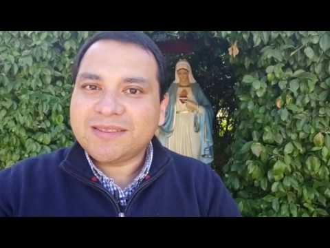 Invitación a Masterclass: 5 pasos para ponerse bajo el amparo de María