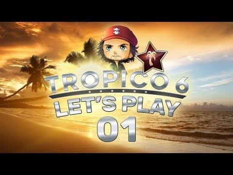 ON REPART DE ZÉRO - LET'S PLAY TROPICO 6 – L'intégrale des missions avec Overlordfr #01