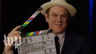 John C. Reilly talks about his new movie