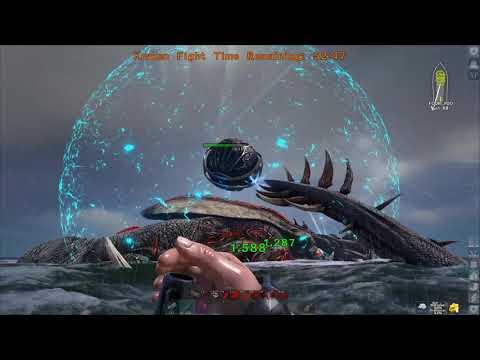 Atlas - Kraken Hard Mode
