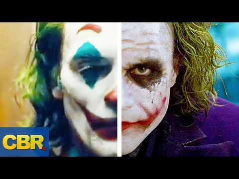 Joaquin Phoenix's Joker Is Better Than Heath Ledger's