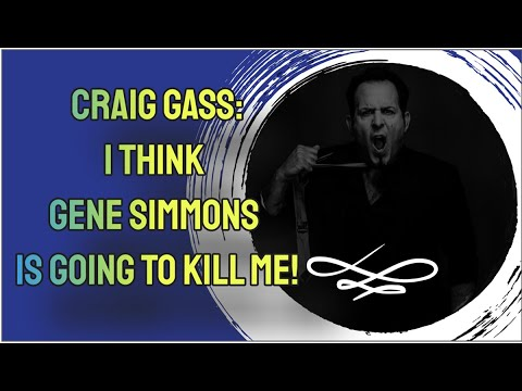 """(EXPLICIT) Craig Gass - """"I Think Gene Simmons Is Going To Kill Me"""""""