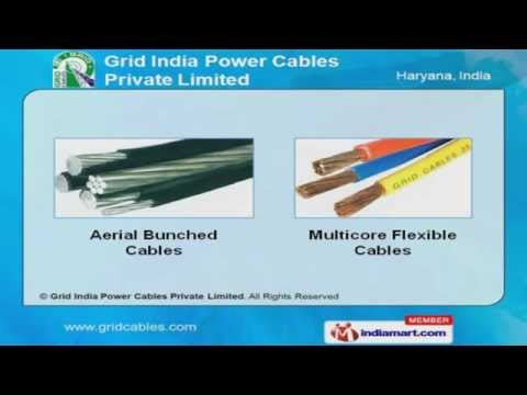 Power Cable (Armoured / Unarmoured - PVC / XLPE) by Grid India Power Cables Private Limited, Gurgaon