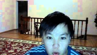 Видео с веб-камеры. Дата: 29 декабря 2012г., 19:43.