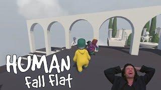 Human Fall Flat Обзор