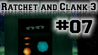 Ratchet and Clank 3 HD Trilogy #07 Slim Cognito [PS3/720p60/German]