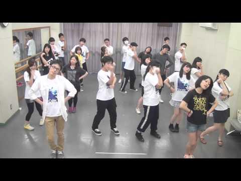 【Perfume】『 Magic of Love  』を23人で 踊ってみた (dance cover)