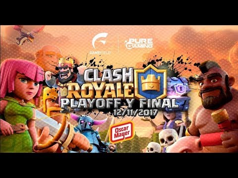 Torneo Clash Royale Heroes Comic Con Madrid 2017