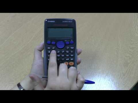 Calculator Tutorial 10: Cube Roots On A Scientific Calculator