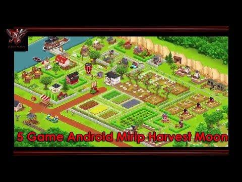 5 Game Android Peniru Harvest Moon Ada Yang Kamu Mainkan