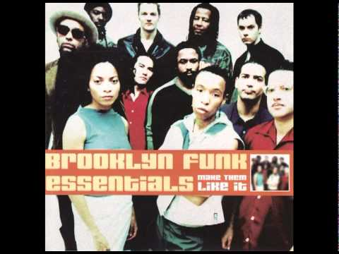 Brooklyn Funk Essentials - I Got Cash (HQ)