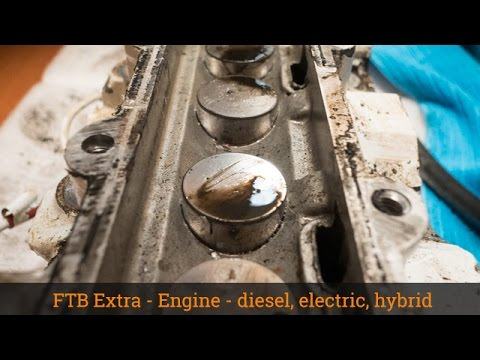 Diesel or hybrid engine on a boat – repowering