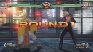 Virtua Fighter 5 Final Showdown - Lei-Fei
