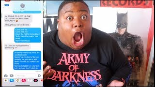 Song Lyric Prank On BestFriend Gone Extremely Wrong..