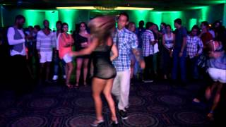 Naybi Rosellon with Jayson Molina & Christopher Maikoll - Miami Salsa Congress 2012 (Social Dancing)