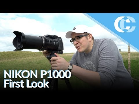 Nikon P1000 Digital Camera | First Look and Review