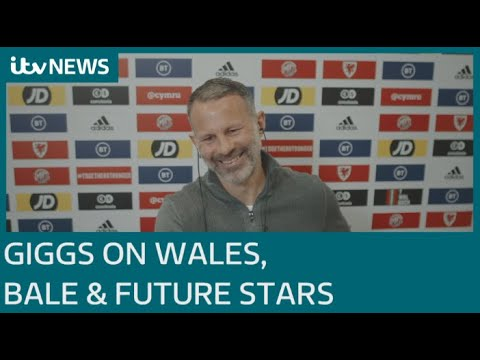 Ryan Giggs talks Gareth Bale, Wales' Nations League campaign and the next generation | ITV News