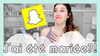 je rponds  vos questions faq snapchat